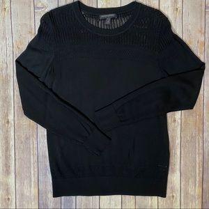 Like New Banana Republic Black Sweater - Medium
